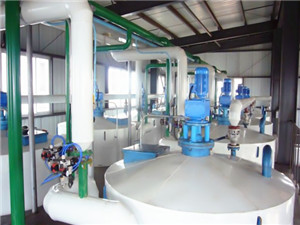 processus de raffinage et de fractionnement de l'huile de palme_zhengzhou yahua cereals and oils engineering co.,ltd